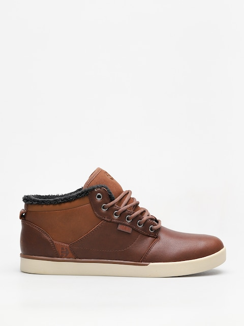 Buty Etnies Jefferson Mid (brown/tan)