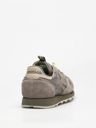 Buty Reebok Cl Leather Explore (terrain grey/super neutral/lemon zest)