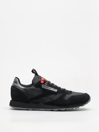 Buty Reebok Cl Leather Explore (black/alloy/carotene)