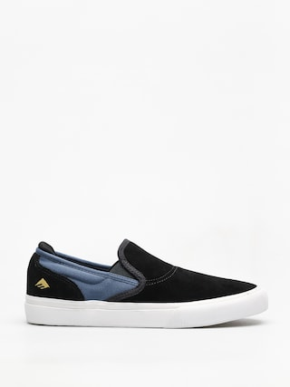 Buty Emerica Wino G6 Slip On (black/blue)