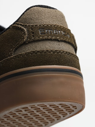 Buty Emerica The Reynolds Low Vulc (olive/black/gum)
