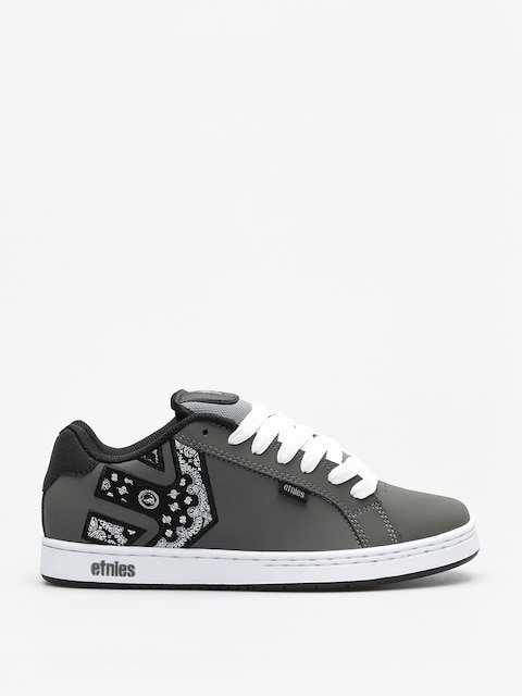 Buty Etnies Metal Mulisha Fader (dark grey/black/white)