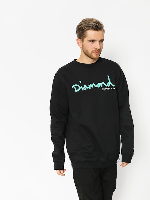 Bluza Diamond Supply Co. Og Script (black)