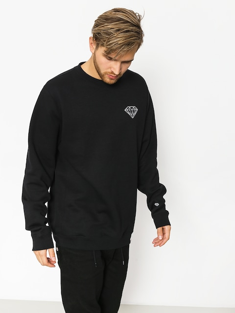 Bluza Diamond Supply Co. Brilliant (black)