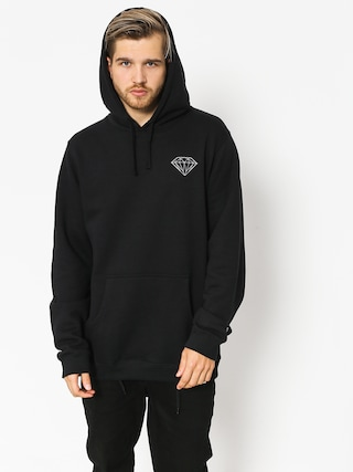 Bluza z kapturem Diamond Supply Co. Brilliant HD (black)