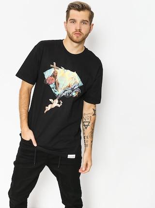 T-shirt Diamond Supply Co. Trinity (black)