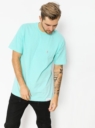 T-shirt Diamond Supply Co. Fasten (diamond blue)
