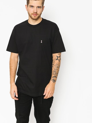 T-shirt Diamond Supply Co. Fasten (black)
