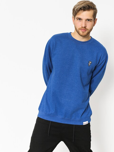 Bluza Diamond Supply Co. Screwed Up (royal blue)