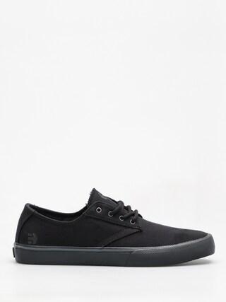 Buty Etnies Jameson Vulc Ls (black/black)