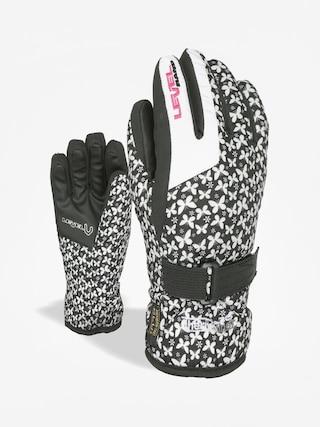 Rękawice Level Junior (pk white)