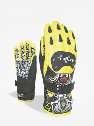 Rękawice Level Junior (yellow)