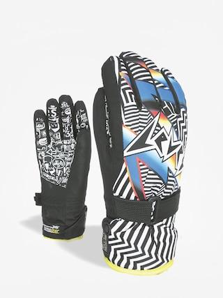 Rękawice Level Junior (ninja black)