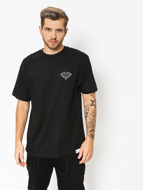T-shirt Diamond Supply Co. Clockwork