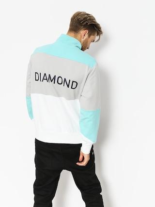 Bluza Diamond Supply Co. Cherry Park Warm Up (white)