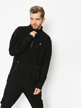 Bluza z kapturem Diamond Supply Co. Diamante Mock Neck (black)