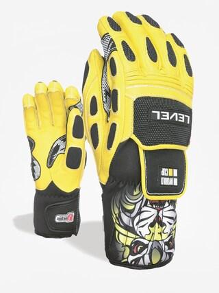 Rękawice Level Worldcup Jr Cf (yellow)