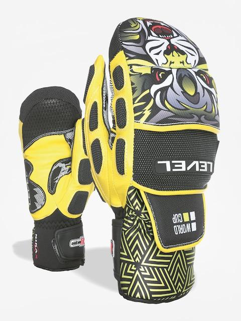 Rękawice Level Worldcup Cf Mitt (yellow)