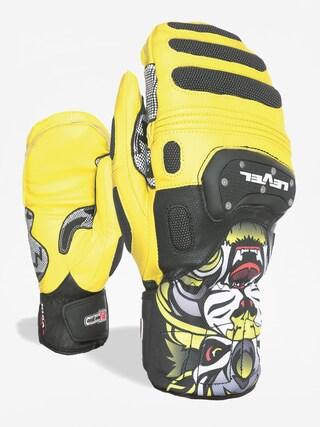 Ru0119kawice Level Sq Cf Mitt (yellow)