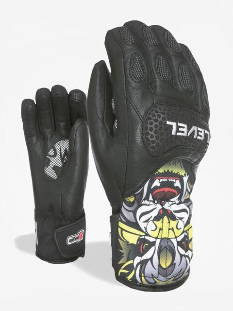 Rękawice Level Sq Jr Cf (pk black)