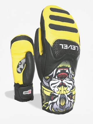 Ru0119kawice Level Sq Jr Cf Mitt (yellow)