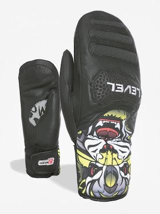 Rękawice Level Sq Jr Cf Mitt (pk black)