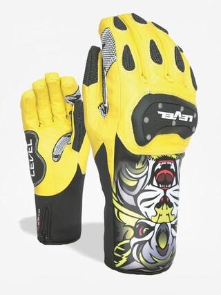 Rękawice Level Race Speed (yellow)