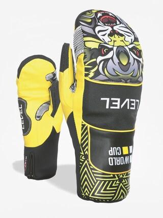 Rękawice Level Race Speed Mitt (yellow)