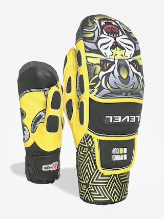 Rękawice Level Worldcup Jr Cf Mitt (yellow)