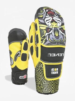 Rękawice Level Worldcup Jr Cf Mitt (yellow)