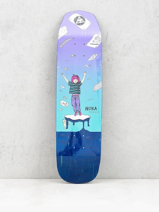 Deck Welcome Magilda Nora Vasconcellos (lavender teal)