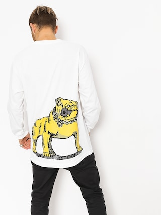 Longsleeve Diamond Supply Co. Bulldogs (white)