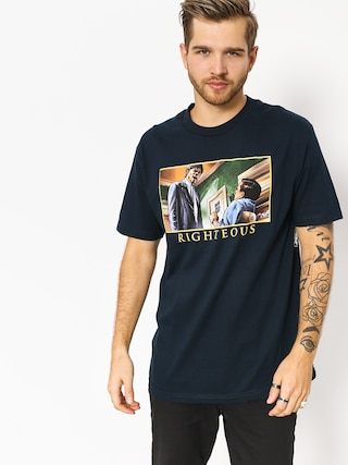 T-shirt DGK Righteous (navy)