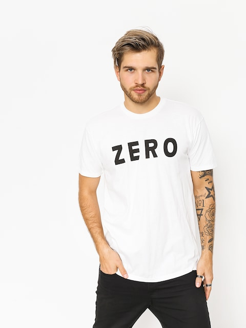 T-shirt Zero Army (white)