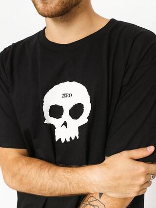 T-shirt Zero Single Skull (black)