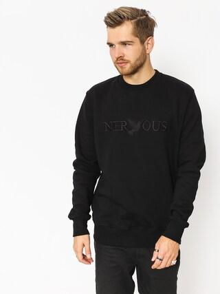 Bluza Nervous Crew Classic (black)