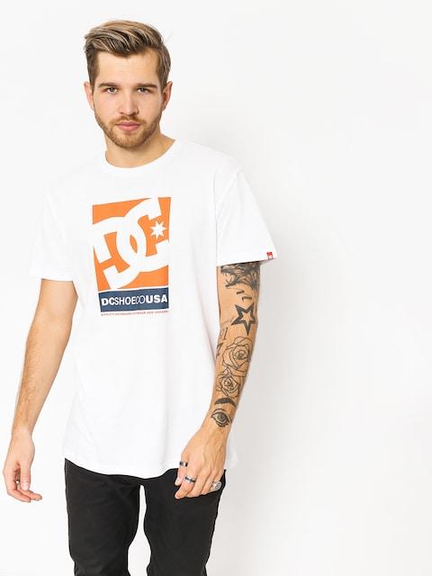 T-shirt DC Wilin 18 (snow white)