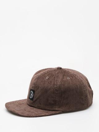 Czapka z daszkiem Polar Skate Corduroy (brown)
