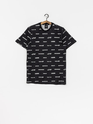 T-shirt HUF Translation (black)