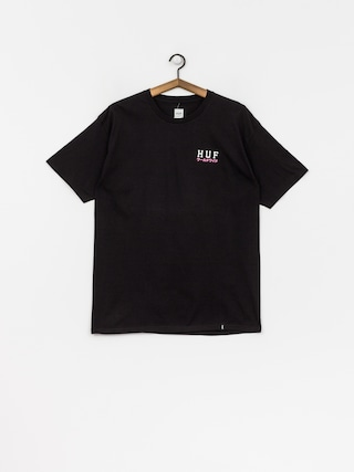 T-shirt HUF Porto Classic H (black)