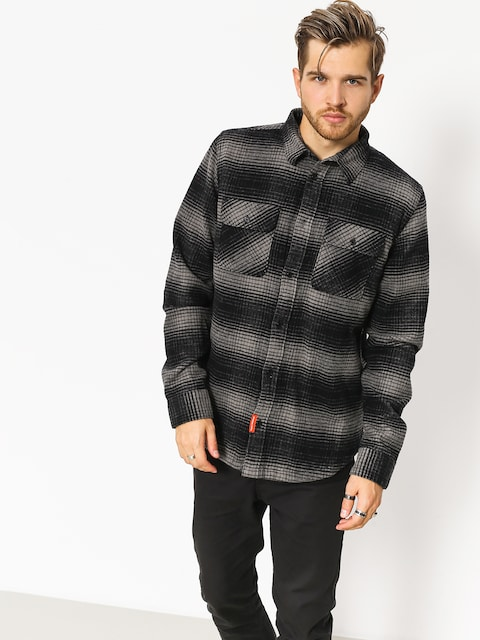 Koszula DC Ombre Flannel (charcoal heather)
