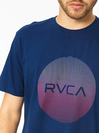 T-shirt RVCA Rvca Motors Standard (blue depths)
