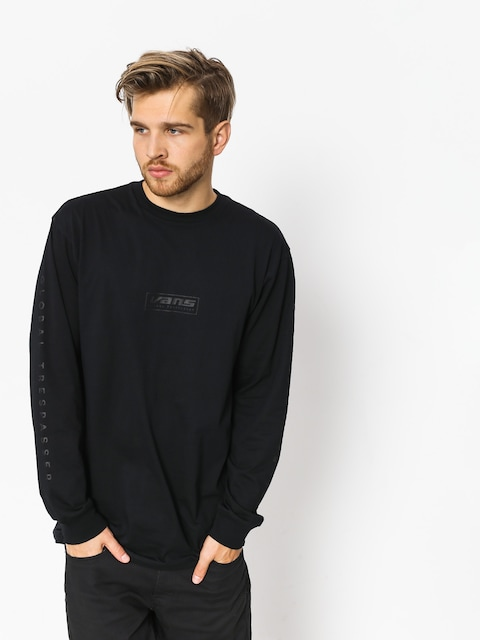 Longsleeve Vans Global Trespassers (black)