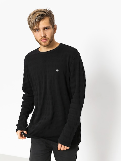 Longsleeve Diamond Supply Co. Sportman Ls (black)