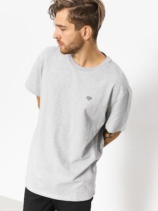 T-shirt Diamond Supply Co. Diamante (heather grey)