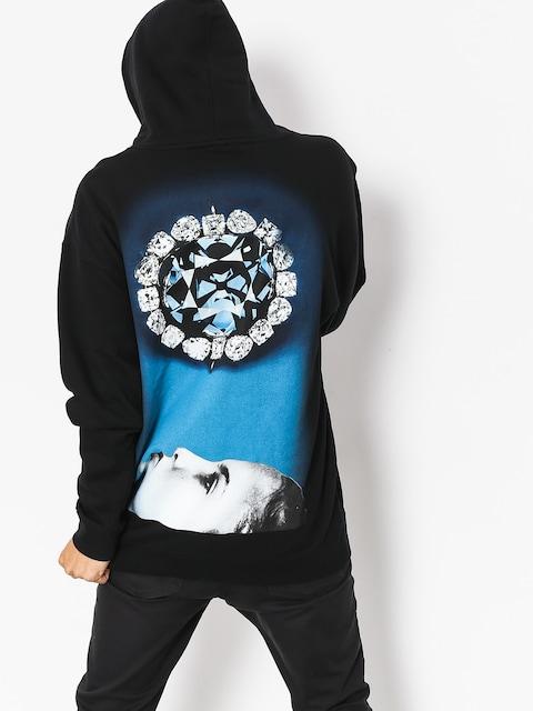 Bluza z kapturem Diamond Supply Co. Face Down HD