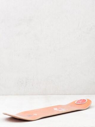 Deck Polar Skate Aaron Herrington Just Like Drugs (orange)