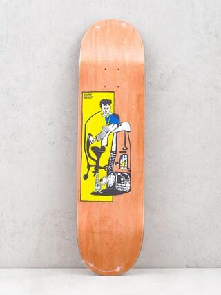 Deck Polar Skate Dane Brady Pizza Oven (orange)