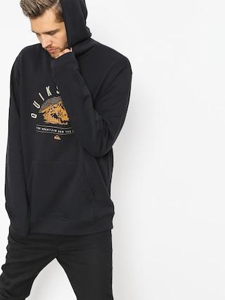 Bluza aktywna Quiksilver Big Logo Snow (black)
