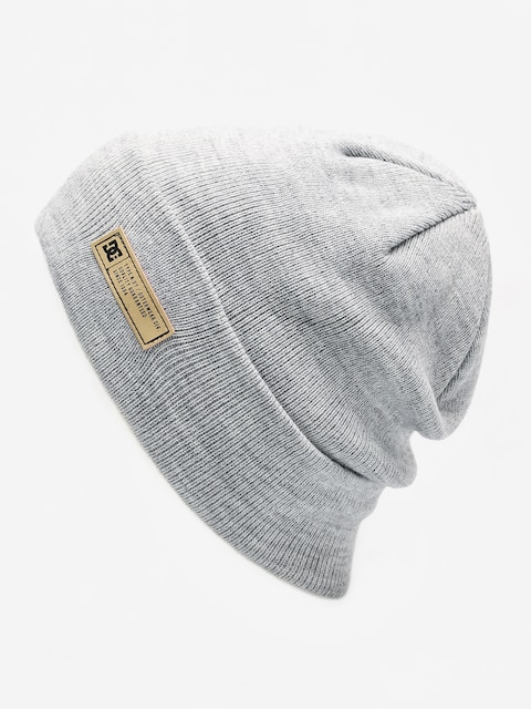 Czapka zimowa DC Label 2 ZD (neutral gray heather)